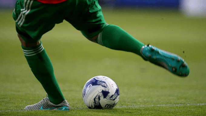 Gamble on soccer