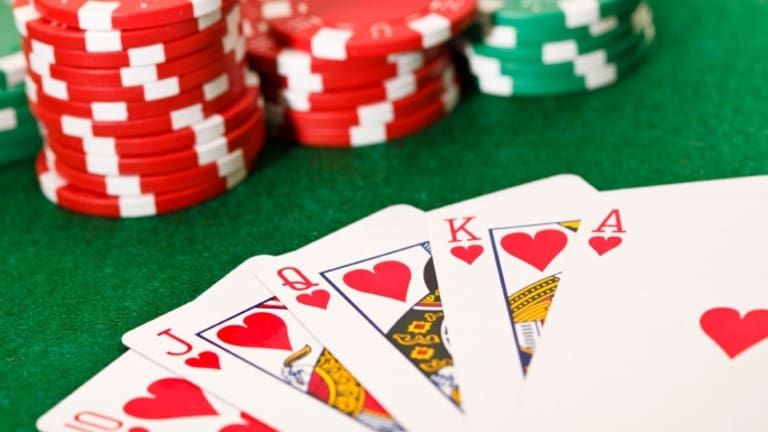 online poker table notes